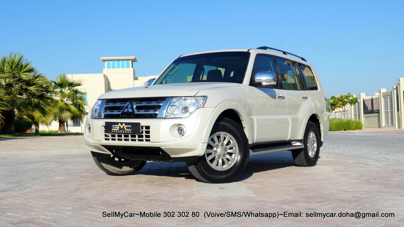 2014 Mitsubishi Pajero 3.5 Full Option