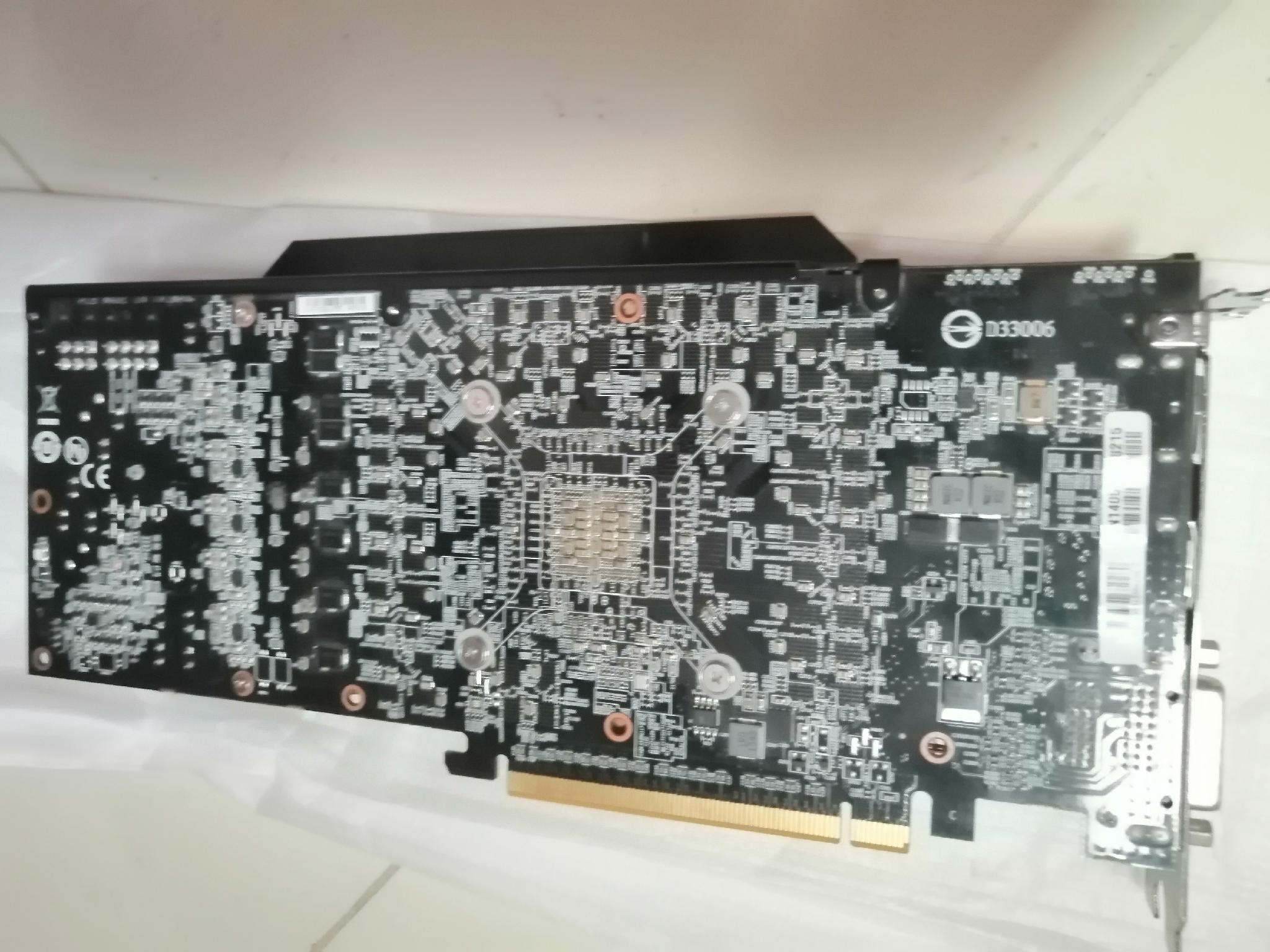 Gigabyte R9 290X Windforce 4GB GPU