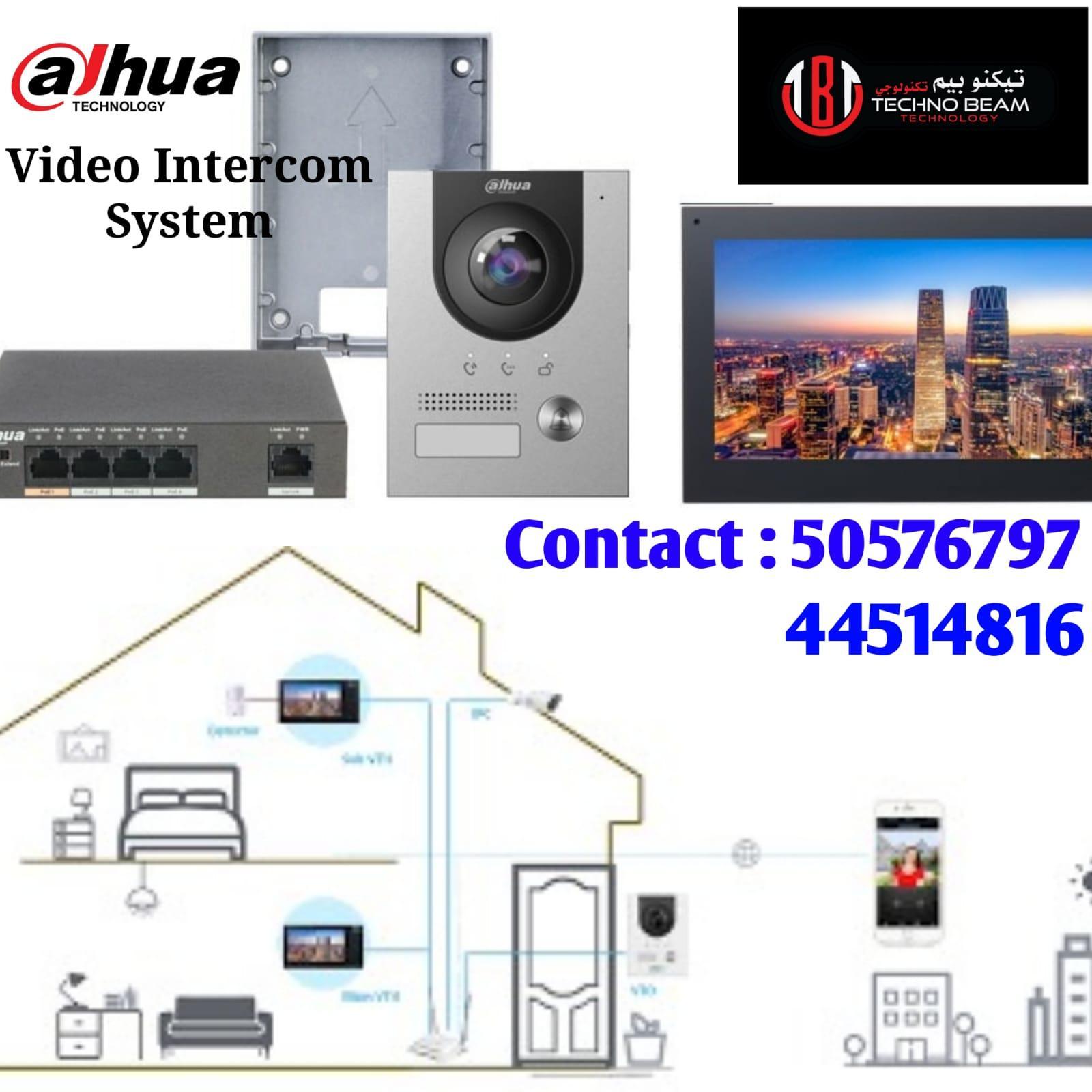 IT-DATA-VOICE NETWORKING /CCTV-INTERCOM-DOOR ACCES