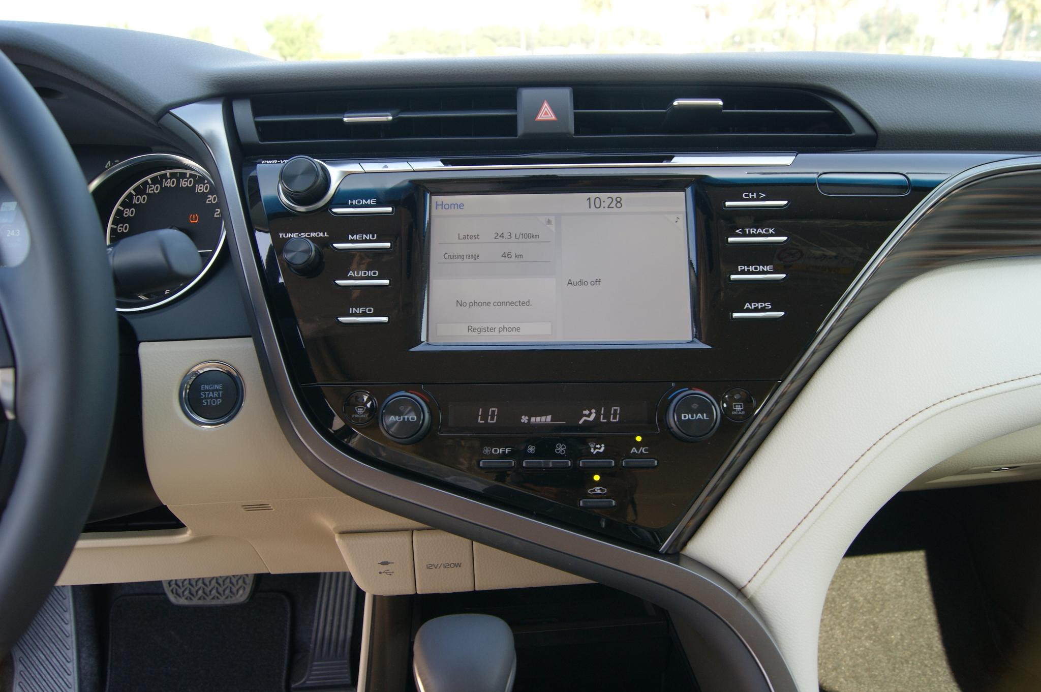 Toyota Camry Limited V6 2020