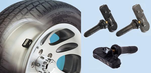 Tyre Pressure warning light REPAIR