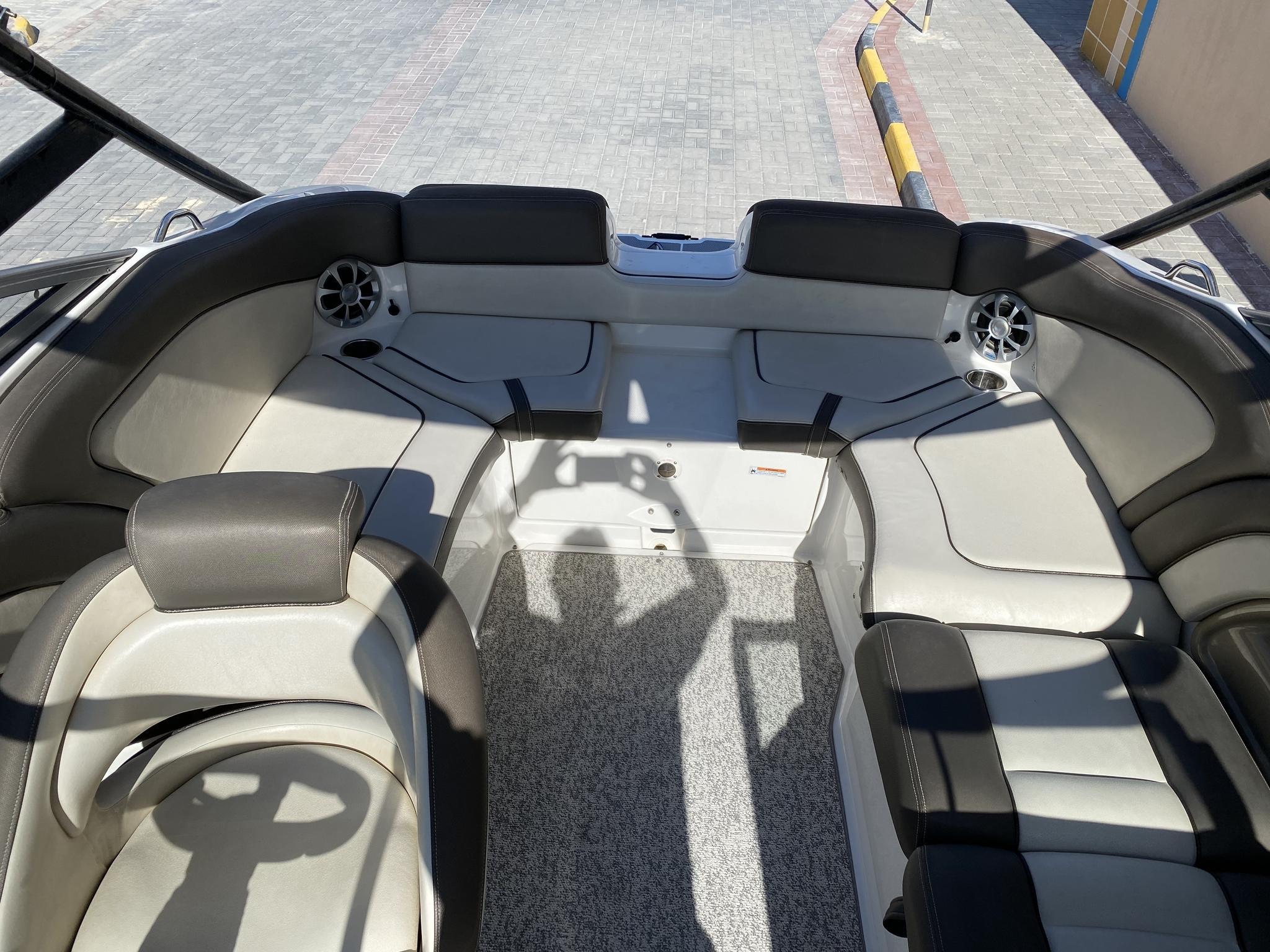 2012 Yamaha 242 Limited S Jet Boat