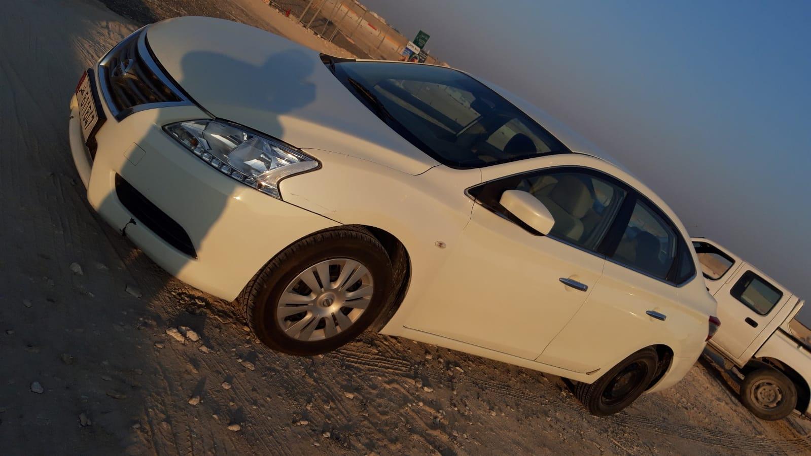Nissan Sentra for sale @13500 QAR