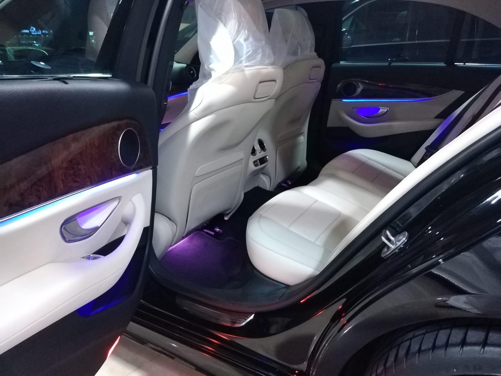 Mercedes E400 2017