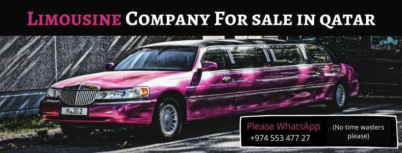 LIMOUSINE COMPANY LICENSE FOR SALE WITH ALL APPROV