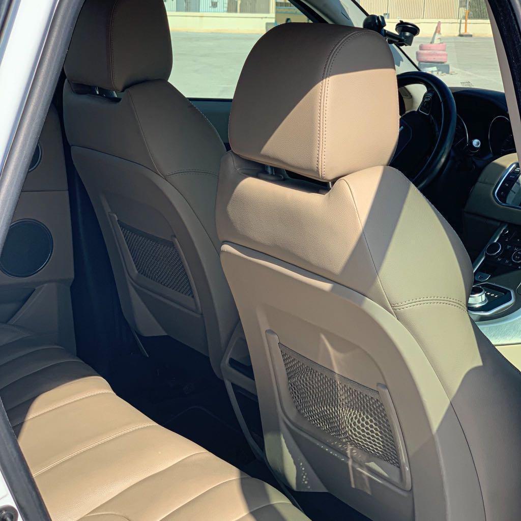 Range Rover Evouqe