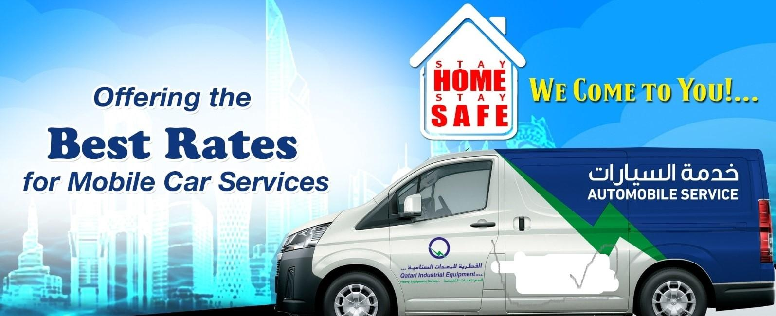 Vehicle service light & heavy vehicle/Tyre Change/