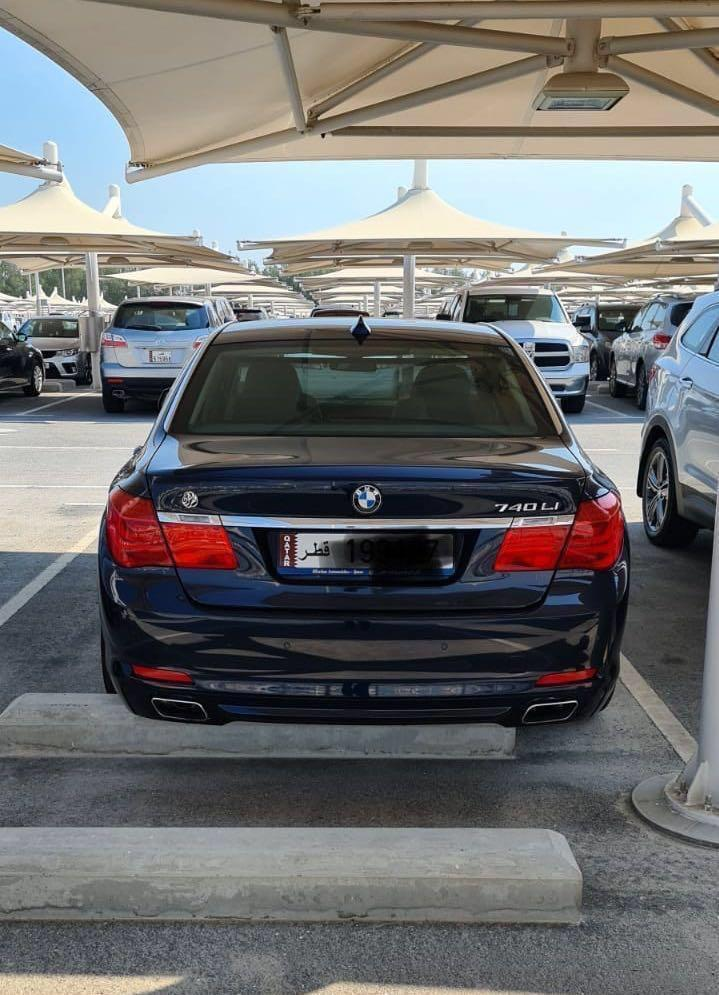 BMW 740Li Like New - Limited Time Offer
