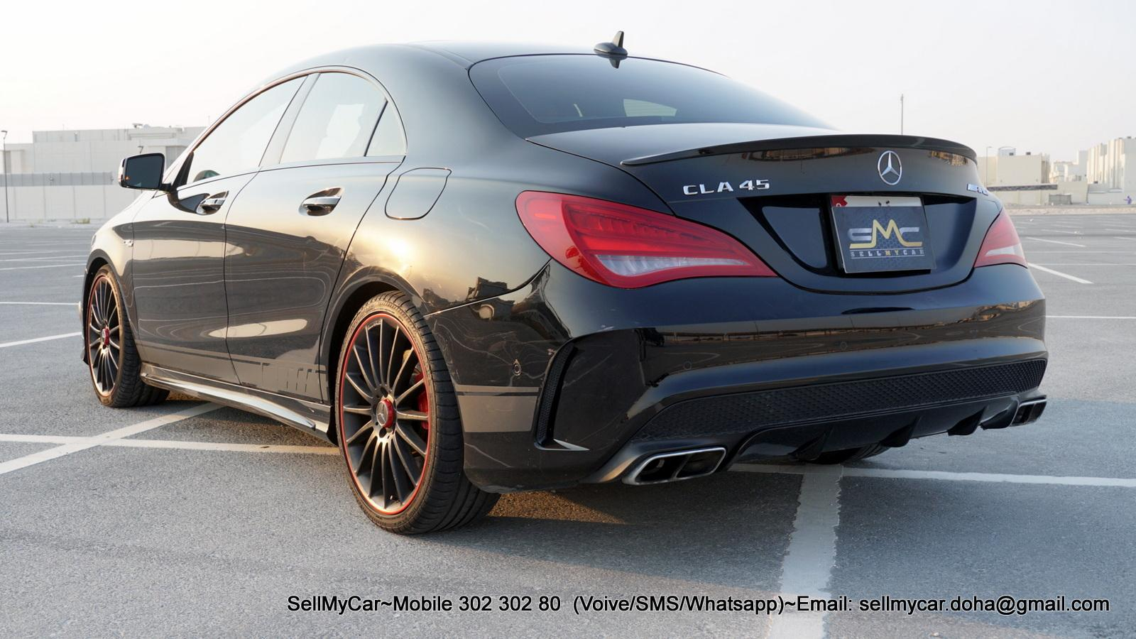 2015 Mercedes Benz CLA 45 AMG Edition 1 (More Phot