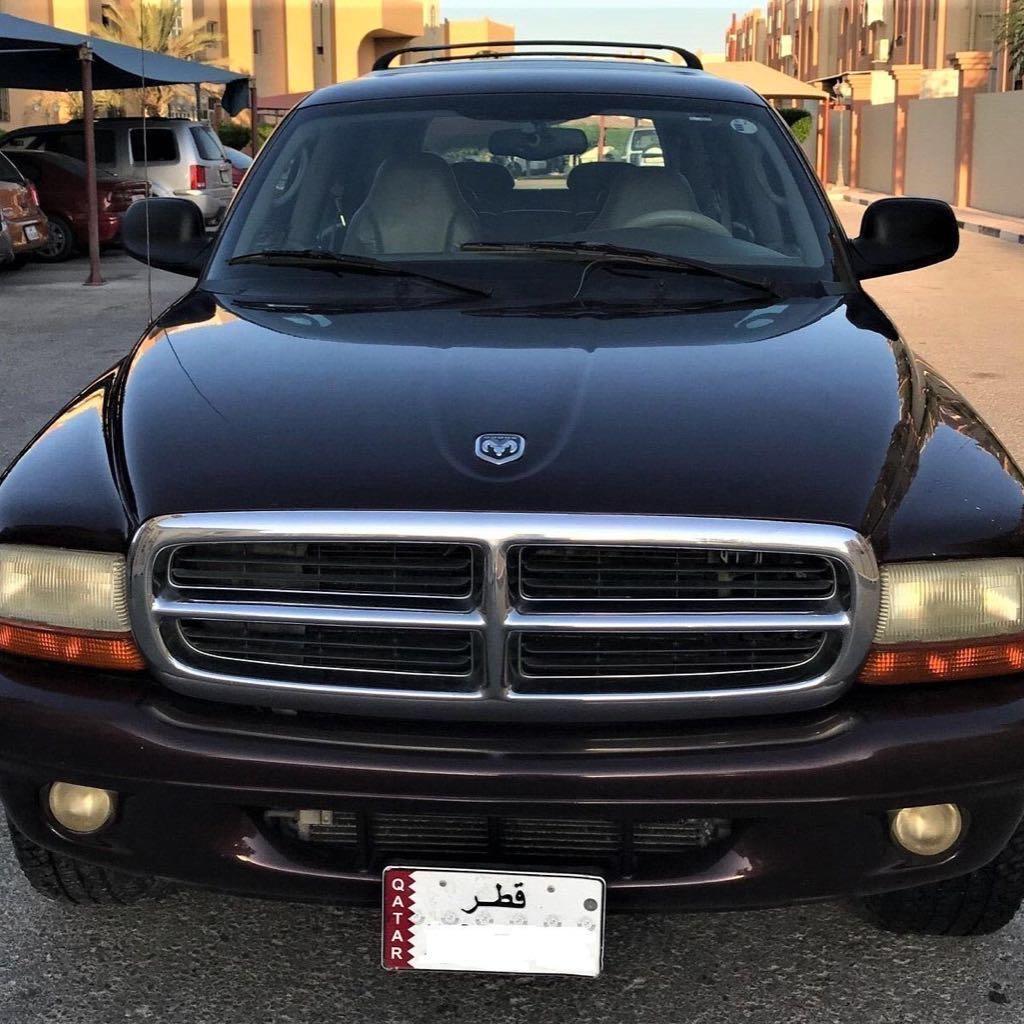 Urgent Sale - Dodge Durango - 2003 - QR 8,000/-