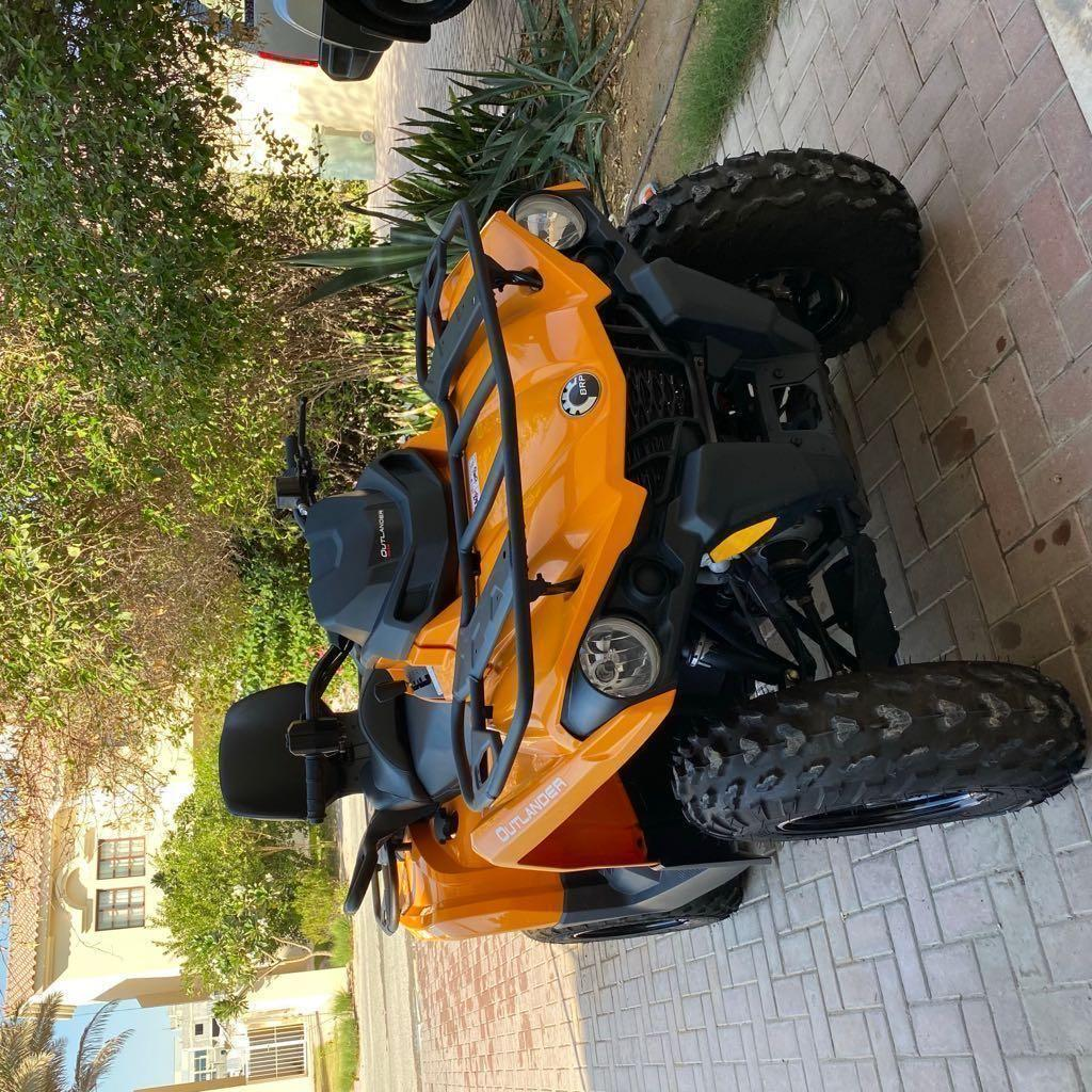 Can am 570 Twin 2020 Brand New Outlander Max