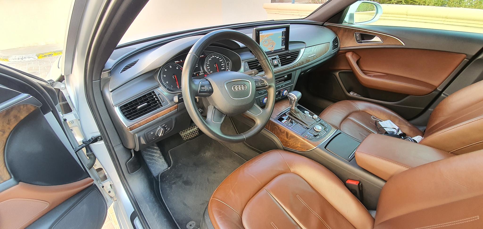Audi A6 2.8-litre FSI V6 Quattro