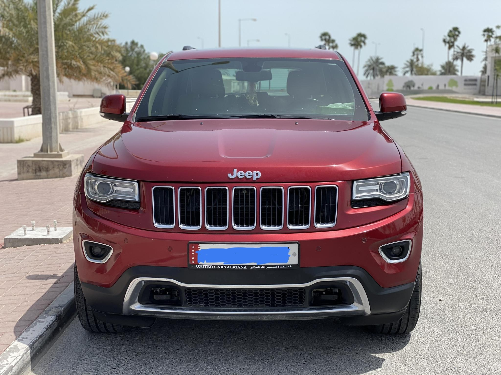 Jeep Grand Cherokee Limited 5.7 Litre in excellent