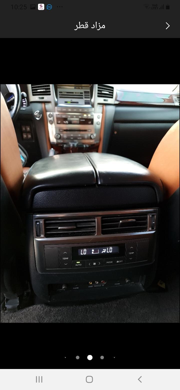 Lexus 2011 full option