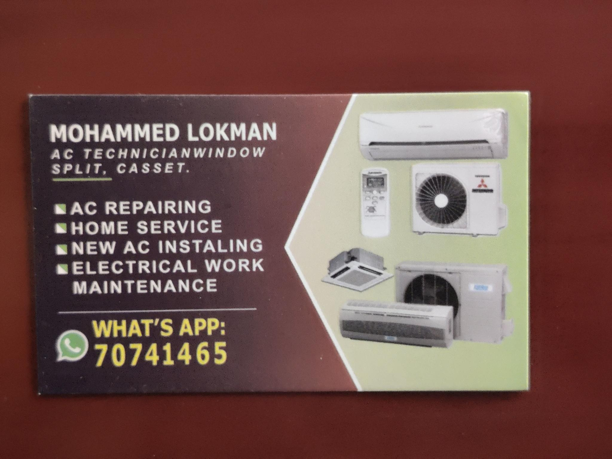 Ac Technician Window Split Casset Qatar Living