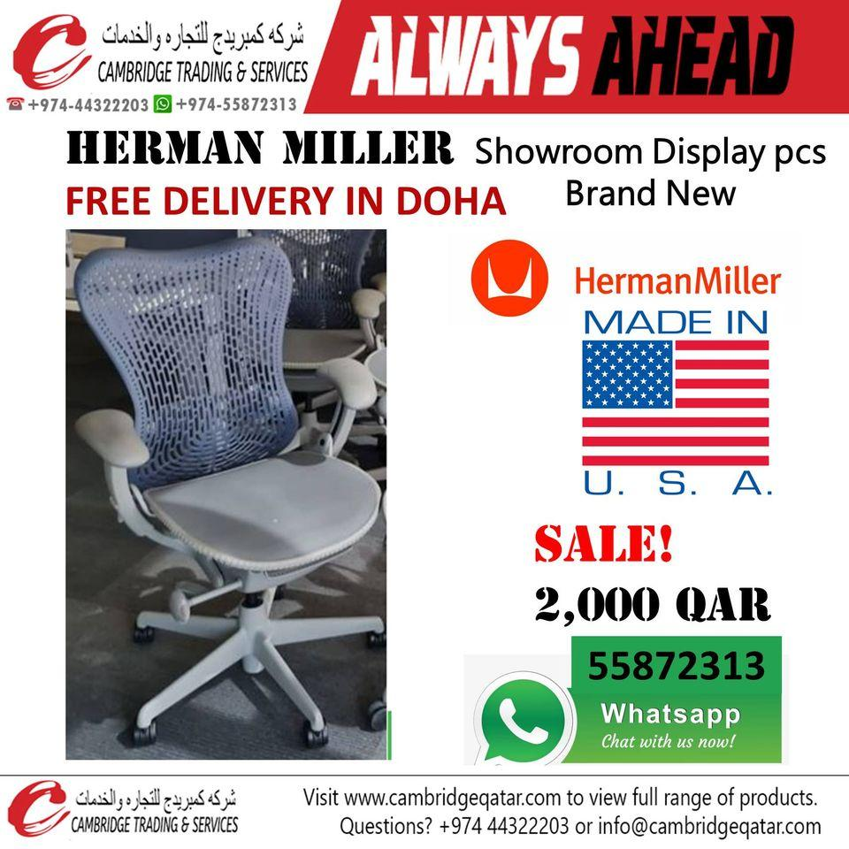 Herman Miller Chair Made in USA - Showroom Display