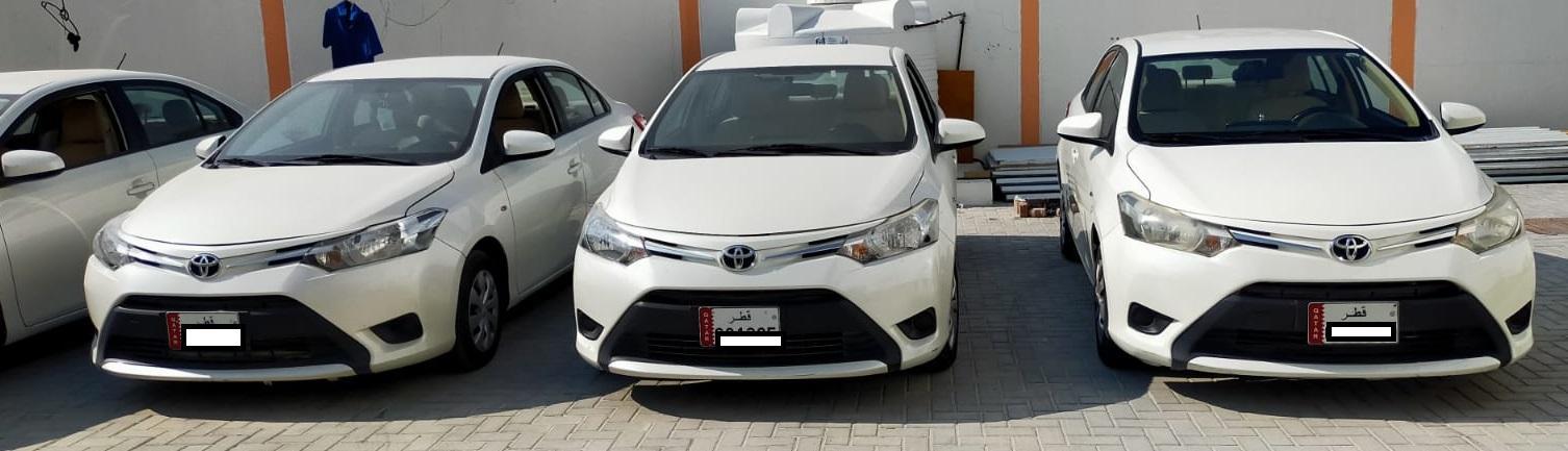 Toyota Yaris Company Cars for Sale