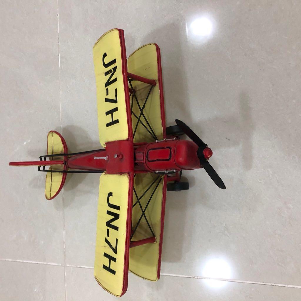 Air Plane Decoration