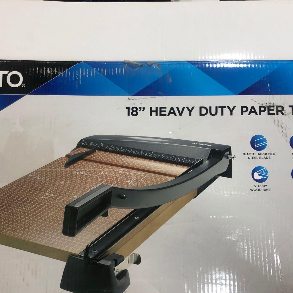 "18"" Heavy Duty Paper Trimmer"
