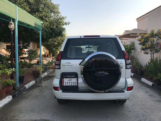 Fully Dealer Maintained Toyota Prado GX 2006