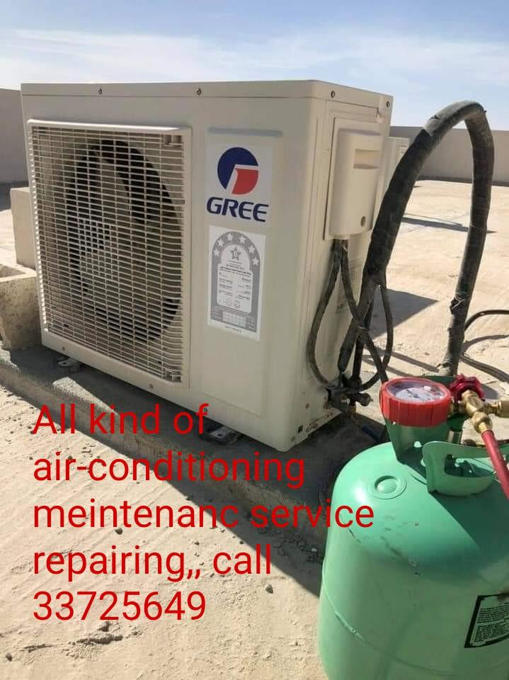 Ac servicing, cleaning, fixing. 33725649