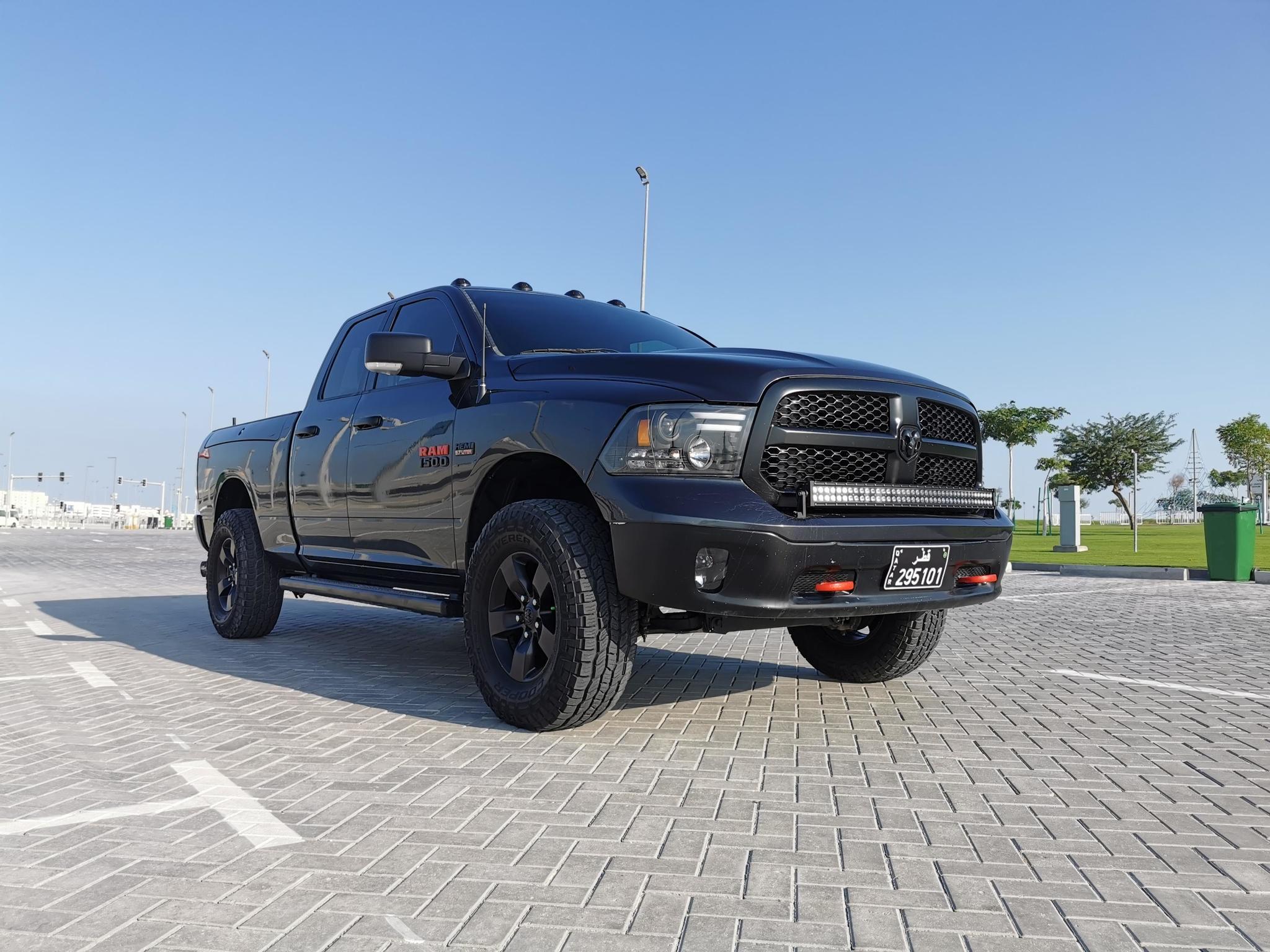 2015 Ram 1500 Off Road Ready Qar 89000 Qatar Living
