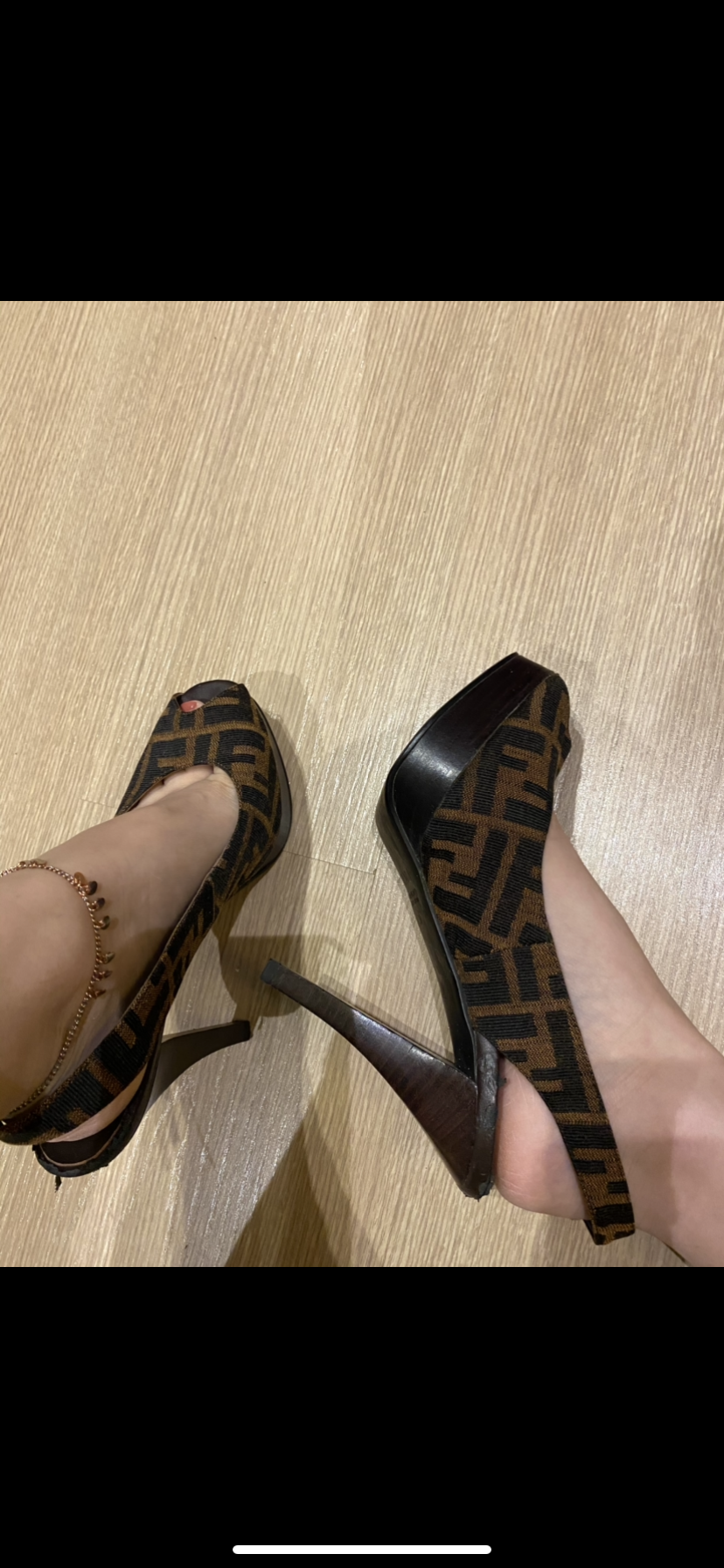 FENDI shoes preowned