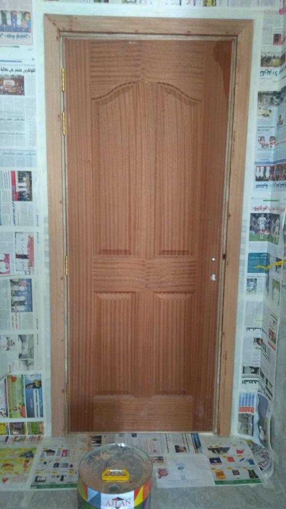 Specialist processionists of Door Painting, carpen