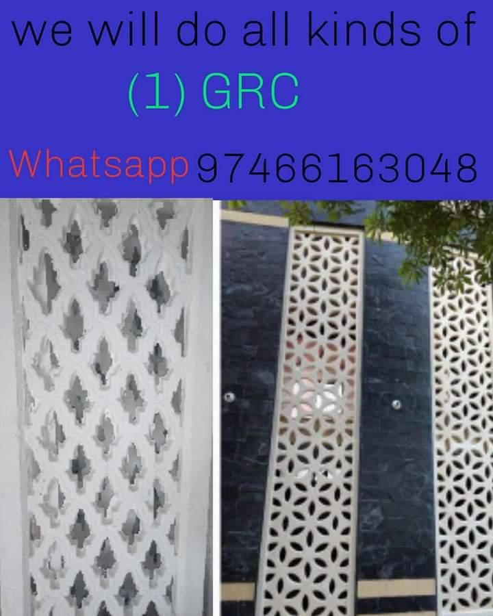 Ceramic Tiles works, Water proofing, Gypsum board,