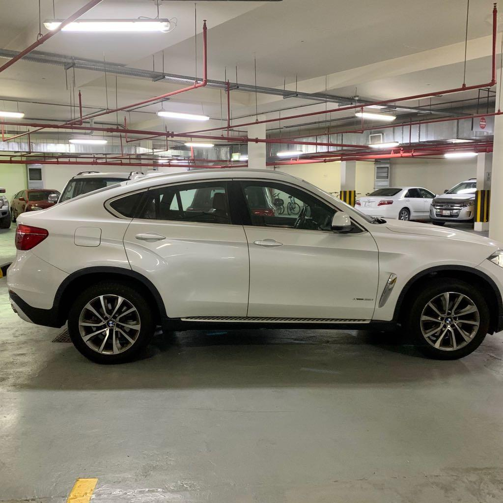 BMW X6, 2016, Very Good Condition With Inspection