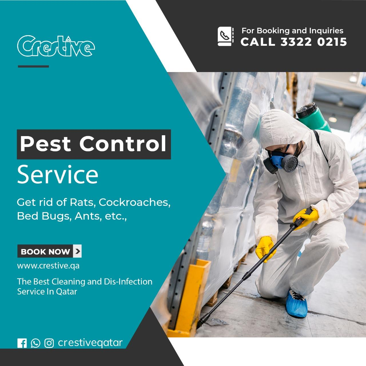 Sanitizing  / Pest Control / Cleaning Service - 33