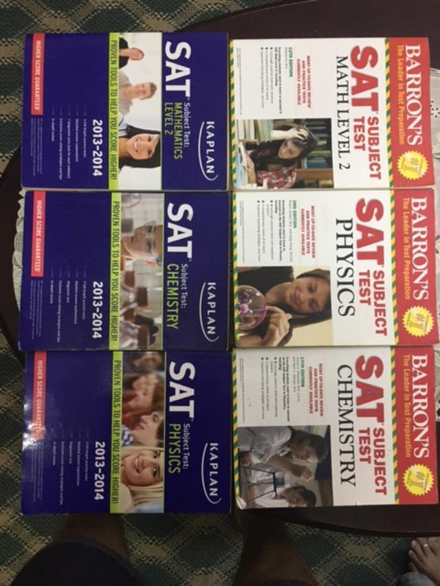 SAT BOOKS (FREE)
