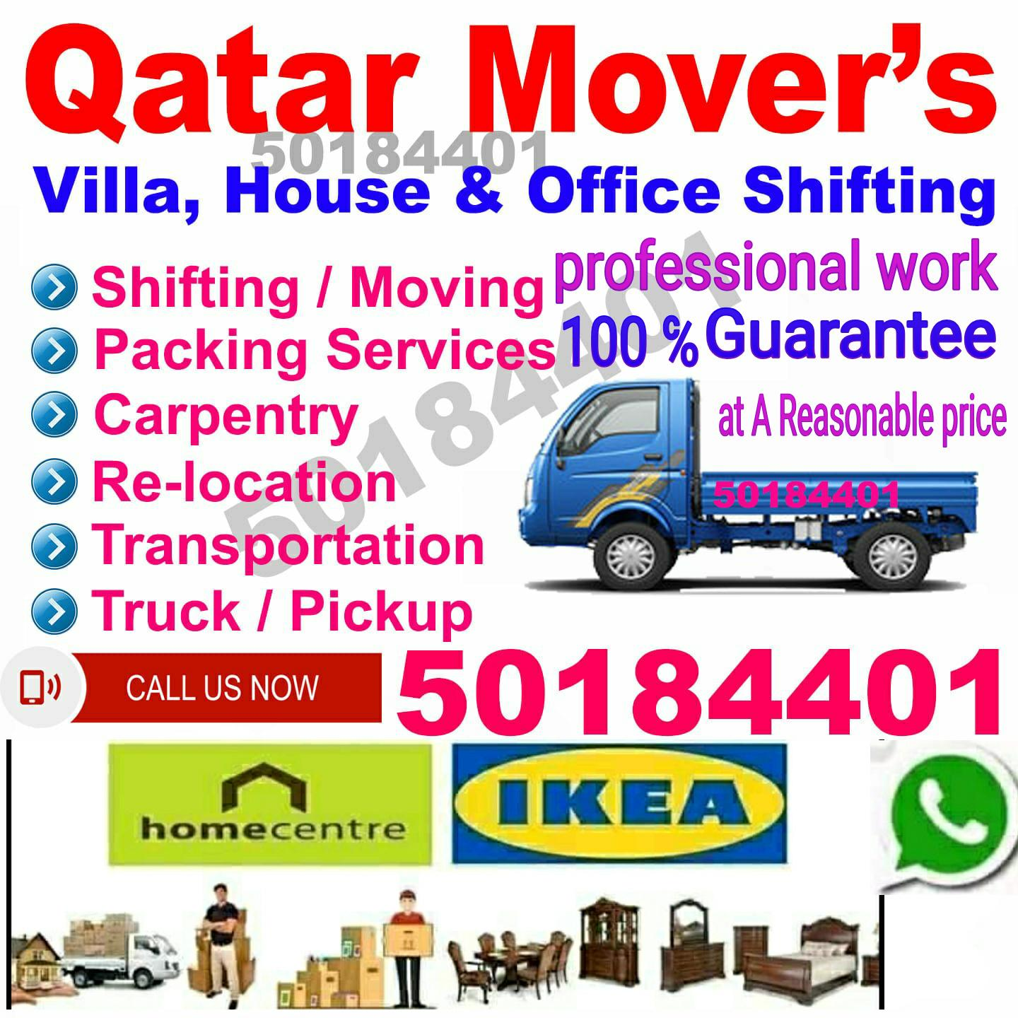We do Less Price Professional Moving Services Shif