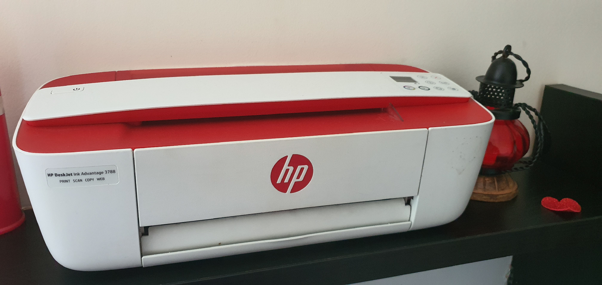 Most Compact hp printer 3788