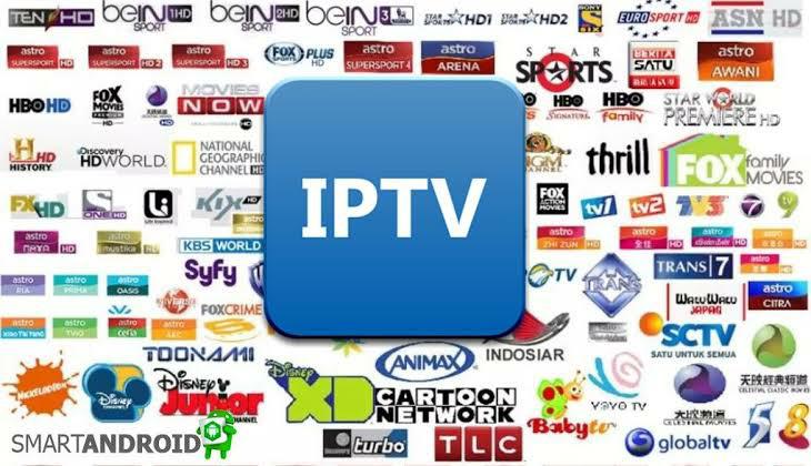 Tv box with 1 year iptv