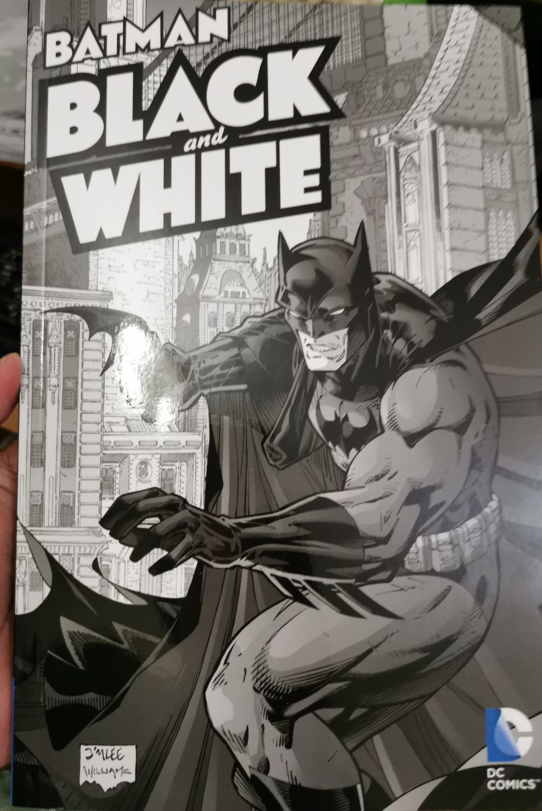 BATMAN black and white volume 1 - 4