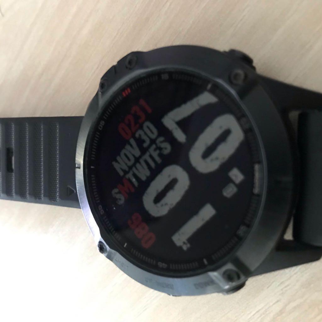Garmin Fenix 6 Pro 47mm Watch