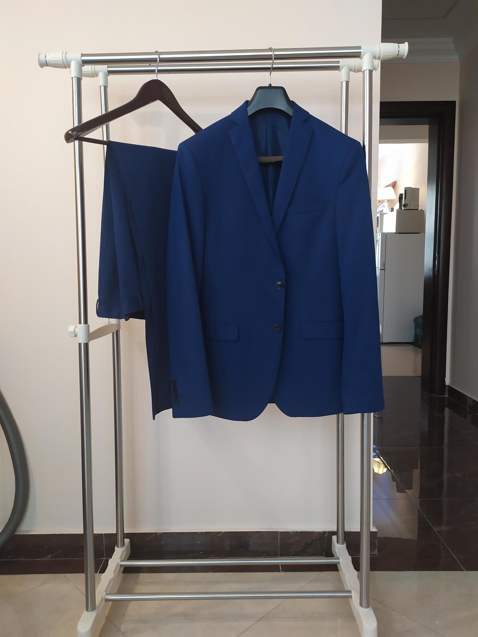Elegant suit size 48 EUR 38 US