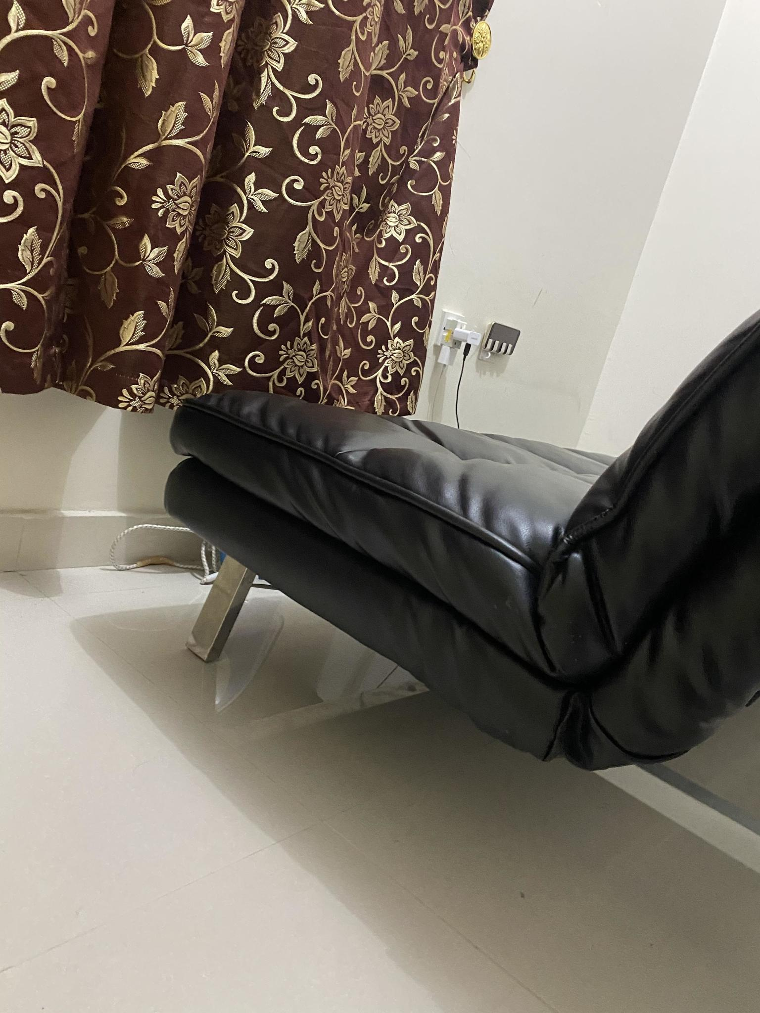 Bed, can use like sofa and rest chair