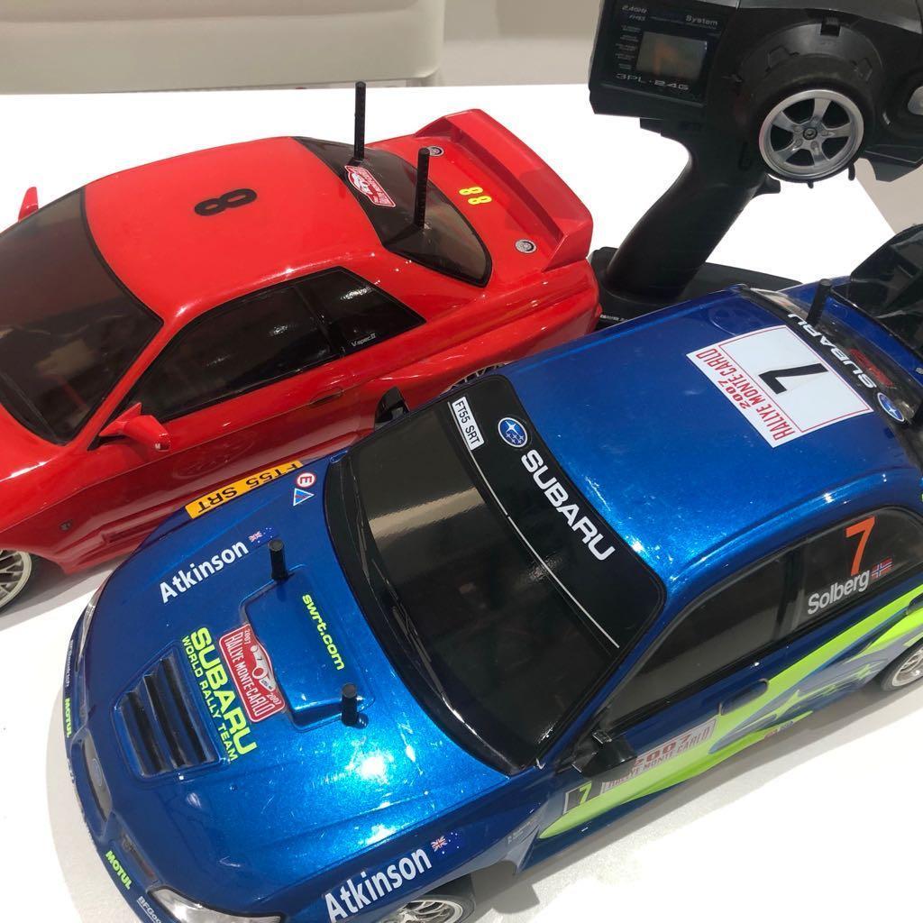 2 Rc Drifting Tamiya