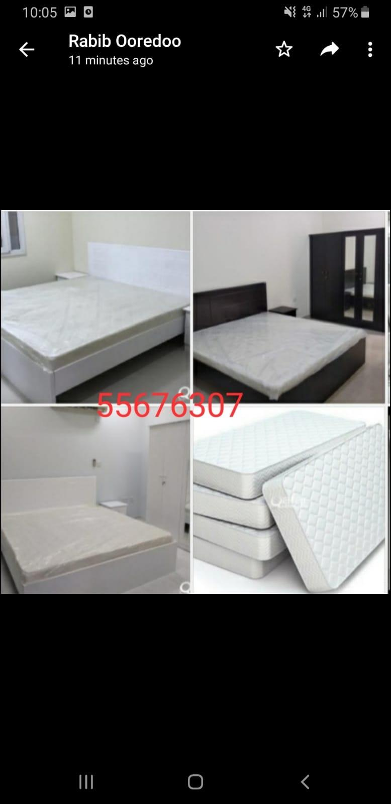 Brand New mattress & furniture available what's ap