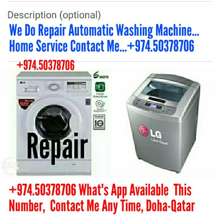 ☆ WASHING MACHINE REPAIR...CALL 50378706