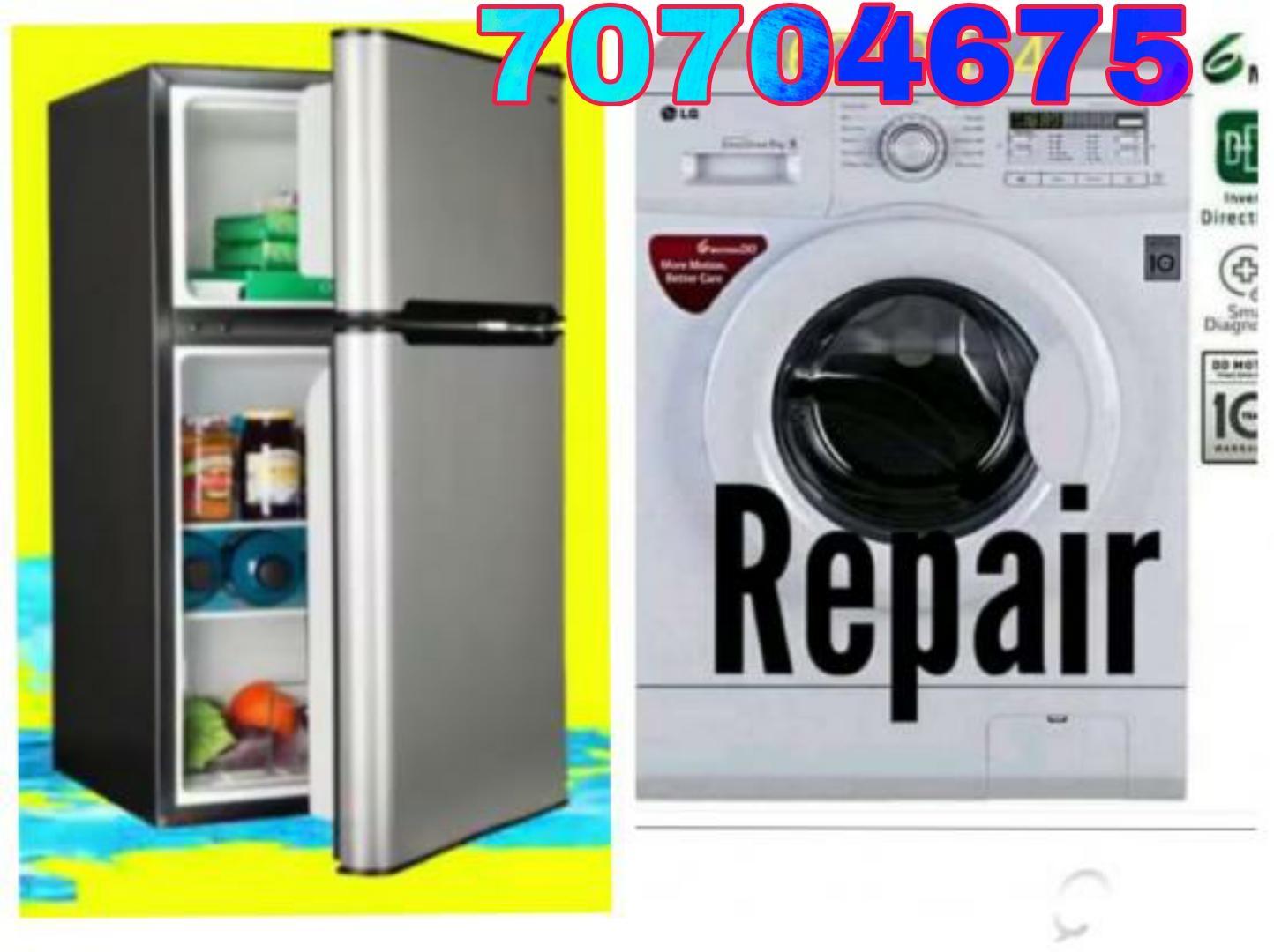 Fridge,,washing machine repair/call.70704675