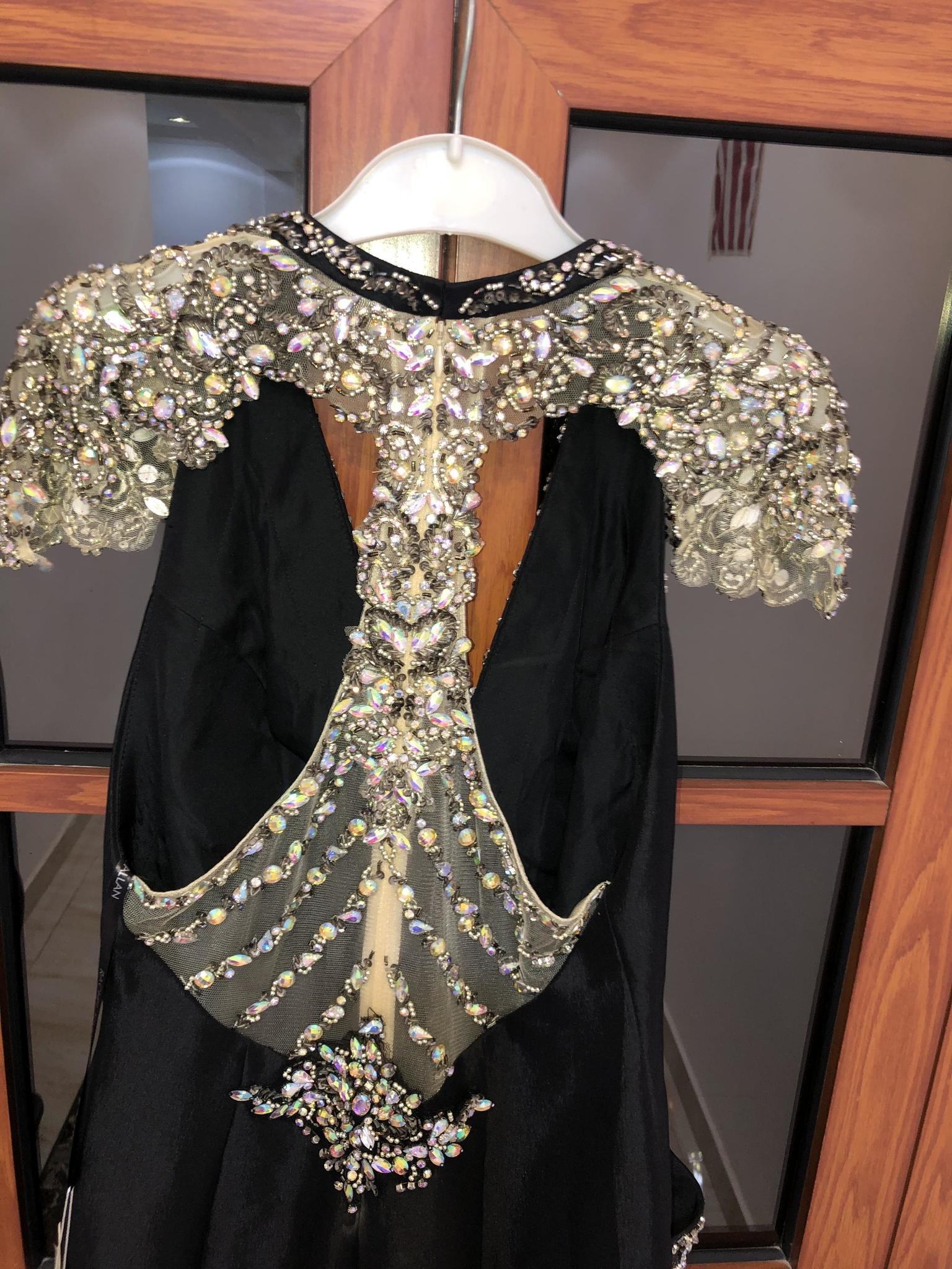 New dress from rachel allan