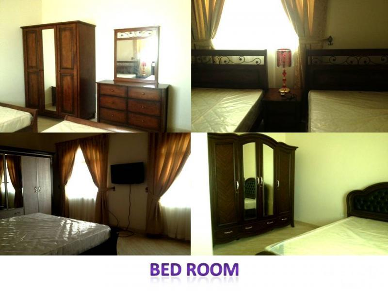 25 SPACIOUS STUDIOS FULL FURNISHED JUST OPPOSIT OF