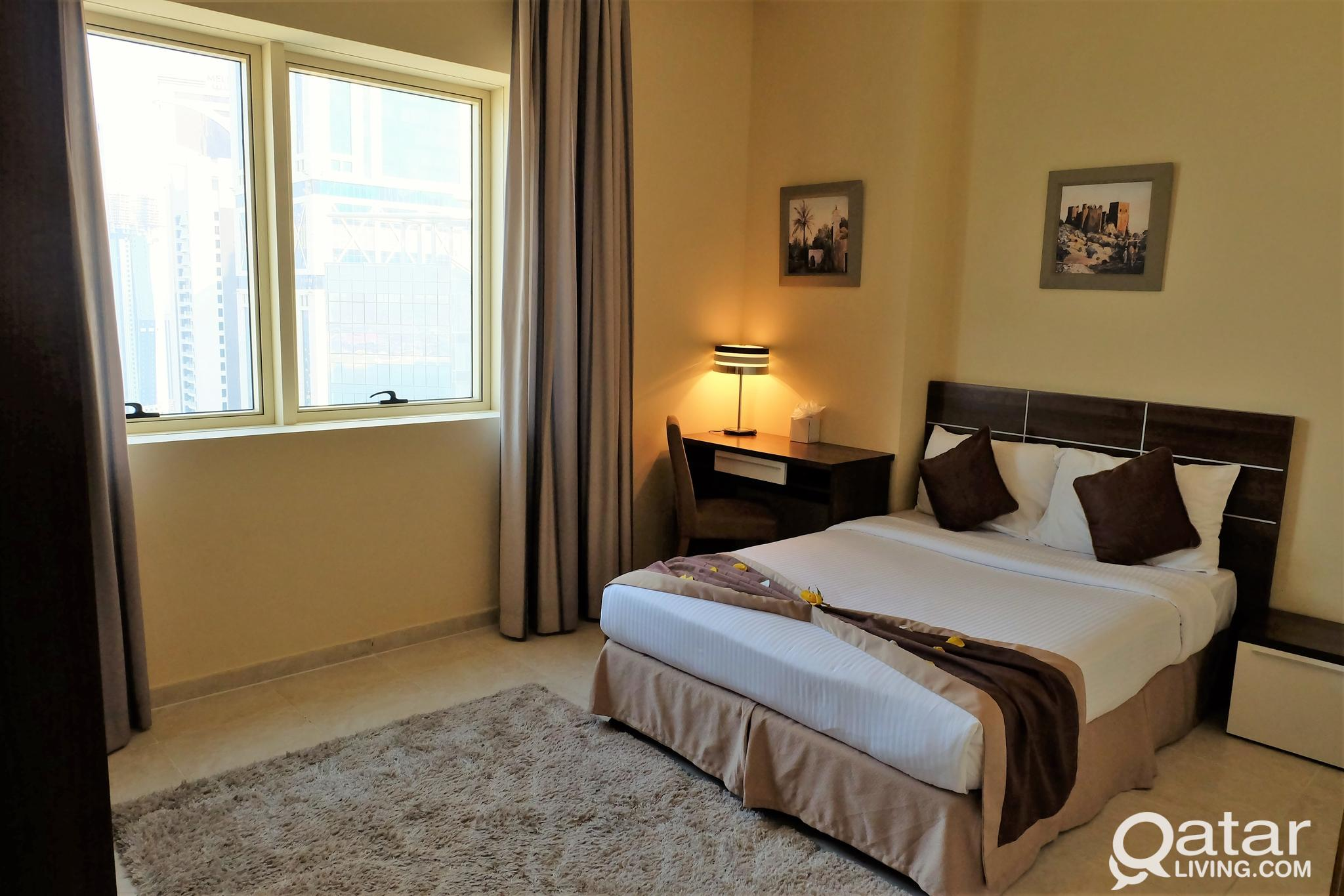 2 Bedroom in Magnum Hotel and Suites West Bay