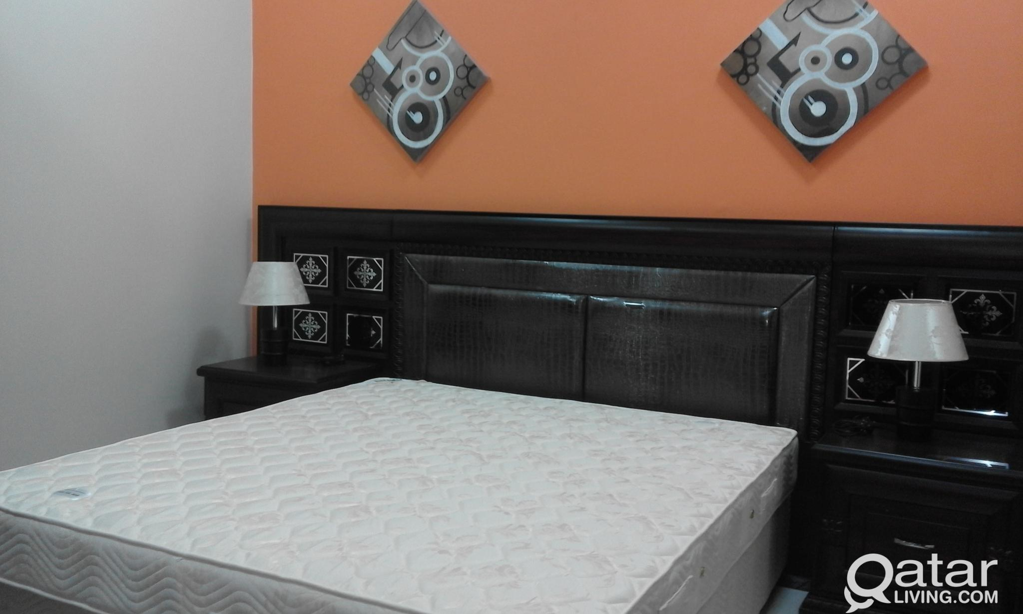 2 bhk fully furnished apartments  in Wakra