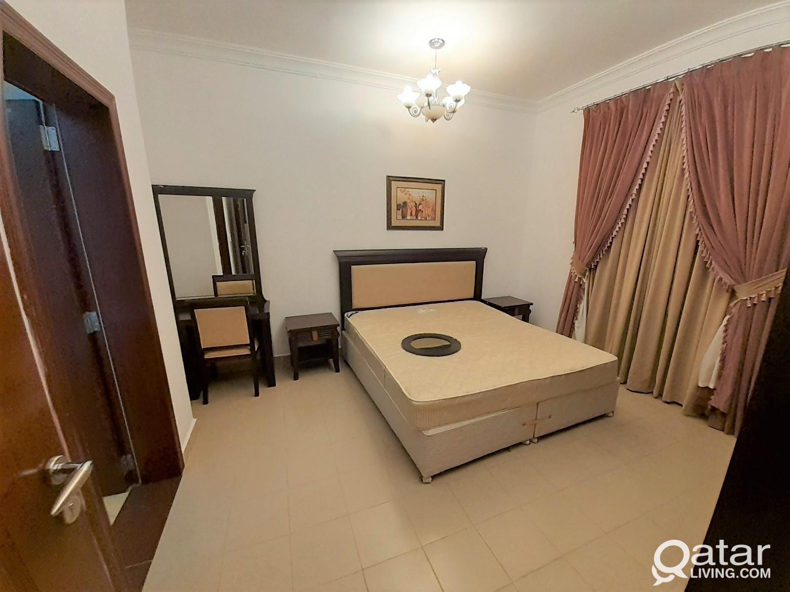Spacious 3BHK Apt With New Furniture - Mushreib