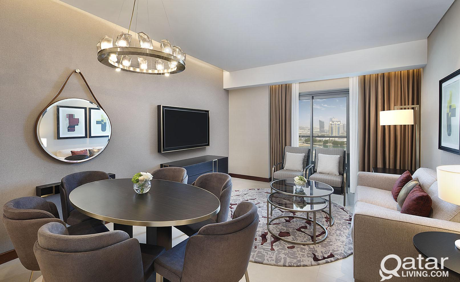 Hilton The Pearl, 2 Bedroom Deluxe