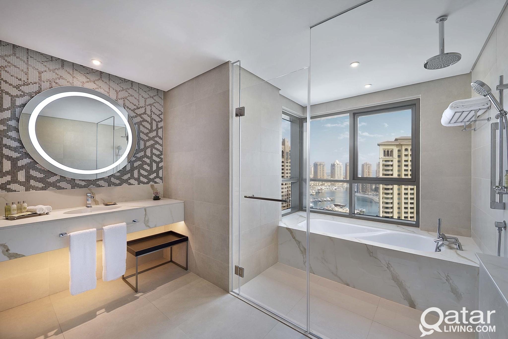 Brand New, Fully Furnished Superior 2 Bedroom